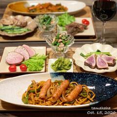買い出し/買い物/1週間1万円/レシピ/夕飯/メニュー/... 《10/15〜21の買い出し&夕飯》  …(4枚目)
