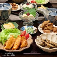 節約料理/夕飯/夜ごはん/わたしのごはん/おうちごはん/節約/... 〰6/25〜6/30分の買い出し&夕飯〰…(4枚目)