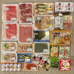 節約料理/夕飯/夜ごはん/わたしのごはん/おうちごはん/節約/... 〰6/25〜6/30分の買い出し&夕飯〰…(2枚目)