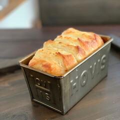 手作りパン/おうちカフェごはん/至福のひととき/おやつタイム/LIMIAスイーツ愛好会/LIMIAごはんクラブ/... 自家製の梅酵母でパンを焼きました。 生地…