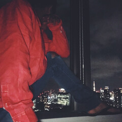 高校生/新宿/都内/夜景/はじめてフォト投稿 都内の最上階から撮った写真です