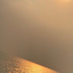 江ノ島/夕陽/夕方/海/夏/はじめてフォト投稿 江ノ島で撮った写真です。