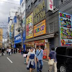 日本/令和元年フォト投稿キャンペーン まるで日本なのに中国みたい。中国人が多い(1枚目)