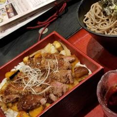 寿司半/わたしのごはん 寿司半のセットです。 安定の美味しさです。