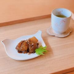 鹿児島/郷土料理/あくまち/ちまき/わたしのごはん 鹿児島の郷土料理 あくまきです。