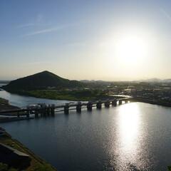 犬山/城/おでかけワンショット 犬山城からの展望(1枚目)