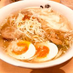 ラーメン/東京駅/わたしのごはん 彼と食べた ラーメン !!! あっさり系…