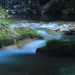 渓谷/森林/自然/裏匹見/島根/おでかけワンショット 島根県裏匹見にて撮りました。(1枚目)