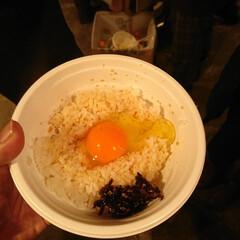 卵かけご飯/シンプル/はらぺこグルメ シンプルなたまごかけご飯が1番美味しい😃(1枚目)