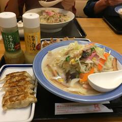 リンガーハット/ちゃんぽん/うちのごはん/野菜たっぷり/夏のお気に入り 長崎リンガーハットのちゃんぽん食べに行っ…