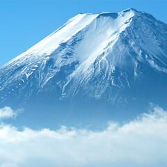 山/富士山/登山 10年以上前に撮った富士山の写真がでてき…