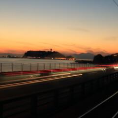 江ノ島/葛尾村/福島/昔の夕焼け/夕焼け/一眼レフのある生活/... フォロワーさんたちの夕焼けを見てたら昔撮…(2枚目)
