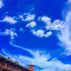 赤レンガ倉庫/みなとみらい/横浜/一眼レフ好きな人と繋がりたい/フェンダー越しの私の世界/空が好き/... 複数投稿は投稿できない時があるんですかね…