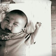 息子/赤ちゃん/3月生まれ/早生まれ/男の子/赤ちゃんのある生活/... 初めての育児で大変ですが、それ以上に毎日…