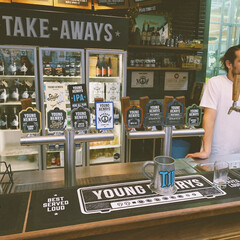 シドニー/ビール/バー/わたしのお気に入り シドニーのビールは種類がたくさん♪