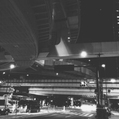 東京/ジャンクション/わたしのお気に入り 東京の入り組んだジャンクション