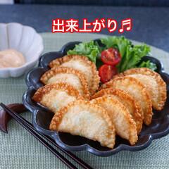 暮らし 3/29(日)  めんマヨはんぺん揚げ餃…(8枚目)
