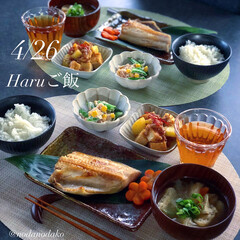 おうちごはん/暮らし 4/27(月)  Haruご飯&自分弁当…