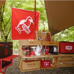 キャンプ/デコレーション/キャンプ収納/食器収納/キャンプギア/キャンプ用品/... キャンプは自然の中でするものなので、収納…