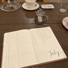 ユニボール シグノ RT1 超極細0.28mm インク色:黒 品番:UMN155281P.24 三菱鉛筆 専門ストア ボールペン | 三菱鉛筆(ボールペン)を使ったクチコミ「来月の手帳のフォーマットづくり! バレッ…」
