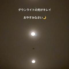 LED ダウンライト 高気密SB形 ダウンライト 昼白色 450lm LSB100-0650NCAW-V3 アイリスオーヤマ 法人 照明   アイリスオーヤマ(ダウンライト)を使ったクチコミ「ダウンライトの配置って、悩まれませんか?…」