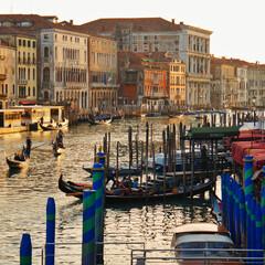 ベネチア/イタリア/海外/ヨーロッパ/旅行/旅/... ベネチアの風景です