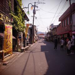 おおいた/大分/昭和の町/豊後高田/はじめてフォト投稿 昭和の町