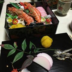 おせち料理/おせち/正月/お正月2020 おせち料理と1人分の盛り付けです。 広島…
