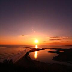 千葉/海/空/夕日/みんなにおすすめ 千葉には色んなところから海が撮れますがそ…