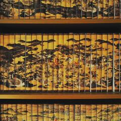 bookcover/coverstory/ブックカバー/本/本棚/マンガ/... 屏風絵でブックカバーを作ってみましたが、…
