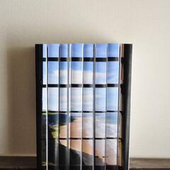bookcover/coverstory/ブックカバー/本棚/本/マンガ/... リゾートの小窓③  本棚で快晴気分を味わ…