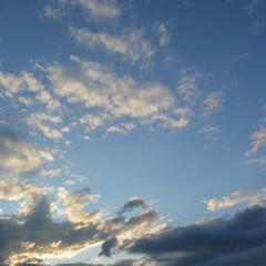夕焼け/空/景色/雲/雨季ウキフォト投稿キャンペーン 今日の夕焼け