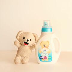 液体洗剤 香りひきたつ無香料 本体1.0kg | ファーファ(柔軟剤)を使ったクチコミ「ファーファの無香料の液体洗剤です😃」