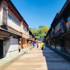旅行/金沢/令和/コンテスト/素敵/綺麗/... 令和初旅行!金沢旅🚅 東茶屋街での写真で…
