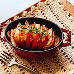 LIMIAごはんクラブ/わたしのごはん ハッセルバックトマト