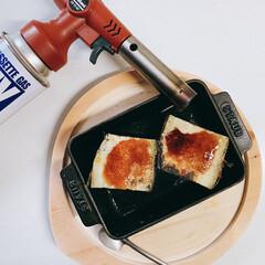 ストウブ鍋 焼き芋ブリュレ