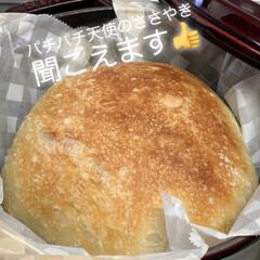 おうちパン/ストウブ鍋 ストウブで捏ねないパン