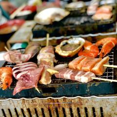 海鮮/cookout/わたしのごはん 茨城県の海沿いです。 車を運転するために…