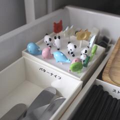 ピック/キャラ弁グッズ/ケユカ/KEYUCA/おうち自慢/はじめてフォト投稿/... 今年から子供達は小学生! お弁当を作る機…