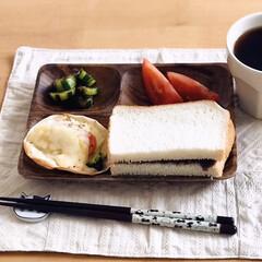 キャンドゥ/ダイソー/箸/朝ごはん/箸置き/ネコ/... 今日の朝ごはん  昔キャンドゥで買った、…(2枚目)