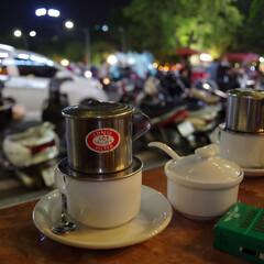 ベトナム/はじめてフォト投稿 ベトナムコーヒー。