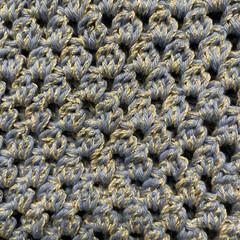 トートバッグ/たま編み/かぎ針編み/ハンドメイド/手作り/ハンドメイド作品/... 糸足らずで作りかけだったバッグ完成❣️ …(3枚目)