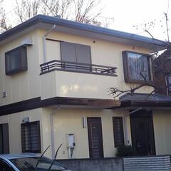 外壁塗装/屋根塗装/フッ素塗料/塗装工事/スレート/小平市/... 外壁・屋根ともにフッ素塗料にて施工させて…