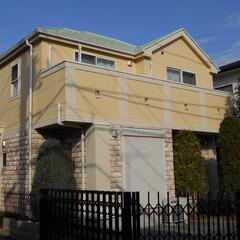 外壁塗装/屋根塗装/低汚染/遮熱/遮熱塗料/塗装工事/... 外壁はナノコンポジットWを使用し、屋根は…