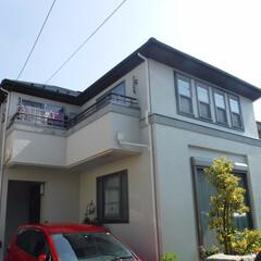 外壁塗装/屋根塗装/フッ素塗料/つやあり/塗装工事/小金井市/... 外壁・屋根ともに超耐久性能をもつ、フッ素…