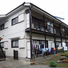 アパート/外壁塗装/シリコン/鉄骨階段/キーストン/さび止め/... 【調布市Rハイツ外壁塗装工事】 施工後の…