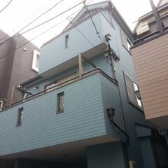 外壁塗装/屋根塗装/フッ素/シリコン/シーリング/防水工事/... 外壁はシーリングの打ち替え後、ナノコンポ…