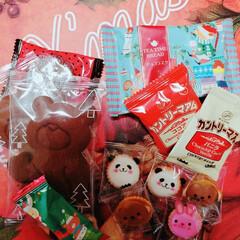お菓子/クリスマス2019/おすすめアイテム X'masお菓子がいーっぱい。(1枚目)
