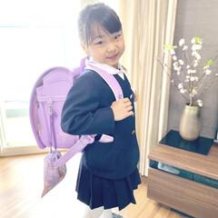 桜/入学/子ども/フォロー大歓迎/インテリア/住まい/... もうすぐ1年生。 残すところ、あと数日の…