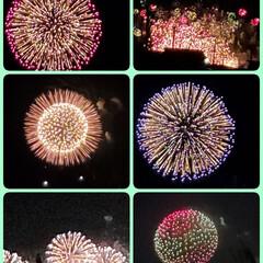 風景 初投稿です。 先日の土曜日は、千葉の花火…(1枚目)